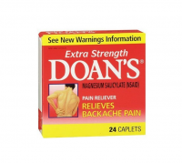 Doan's Extra Strength Pain Reliever, Caplets 24 ea [849648082241]