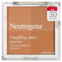 Neutrogena Healthy Skin Blends Natural Radiance Bronzer, Sunkissed 0.30 oz [086800438205]