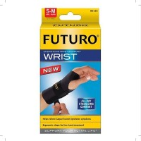 FUTURO Energizing Wrist Support Left Hand, Small/Medium 1 ea [051131200593]