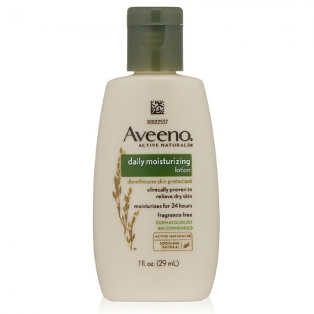 AVEENO Active Naturals Daily Moisturizing Lotion 1 oz [381370013822]