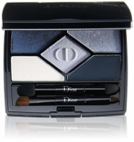 Christian Dior 5 Couleurs Designer All-in-one Professional Eye Palette, [208] Navy 0.2 oz [3348901257787]