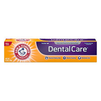 ARM & HAMMER Dental Care Fluoride Anticavity Toothpaste, Fresh Mint 6.3 oz [033200183709]