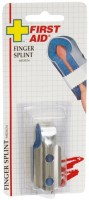 FIRST AID Finger Splint Medium 1 Each [025715696232]