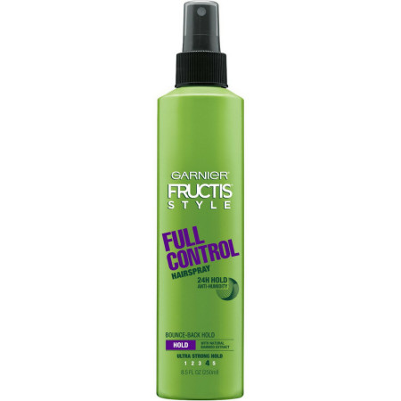 Garnier Fructis Style Full Control Anti-Humidity Non Aerosol Hairspray 8.5 oz [603084260164]