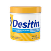 DESITIN Multipurpose Baby Diaper Rash Ointment & Skin Protectant with White Petrolatum, 14 oz [312547034975]