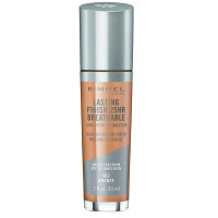 Rimmel Lasting Finish Breathable Foundation, Bronze 1 oz [3614224925314]