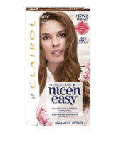 Nice 'n Easy Permanent Color, Light Mocha Brown 6W 1 ea [070018116574]