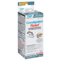 The Relief Products Constipation Relief Homeopathic Fast Dissolving Tablets 50 ea [858961001310]