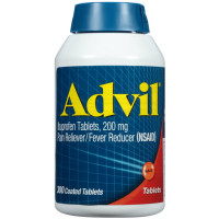 Advil Ibuprofen Coated Tablets, 200mg 300 ea [305730154987]