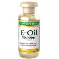 Nature's Bounty Vitamin E-Oil 30,000 IU 2.50 oz [074312008108]