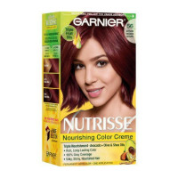 Garnier Nutrisse Nourishing Color Creme, 56 Medium Reddish Brown 1 ea [603084242672]