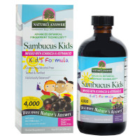 Nature's Answer Sambucus for Kids  8 oz [083000262210]