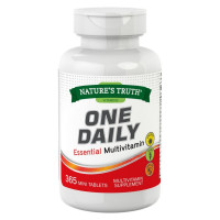 Nature's Truth One Daily Essential Mult-Vitamin, 365 ea [840093106308]