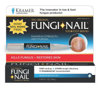 Fungi-Nail Brand Toe & Foot Pen Anti-Fungal Solution 0.101 oz [053076187519]