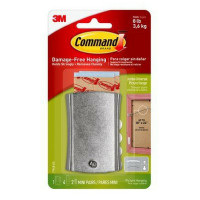 Command Damage-Free Picture & Frame Hanger 1 ea [051141320830]