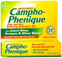 Campho-Phenique Pain Relieving Gel 0.50 oz [300240212028]