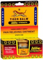 Tiger Balm Ultra Strength 0.63 oz [039278315103]