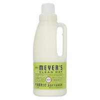 Mrs Meyers Clean Day Fabric Softener, Lemon Verbena 32 oz [808124142343]