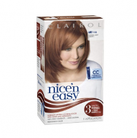 Nice 'n Easy Permanent Color, 6R/110 Natural Light Auburn 1 ea [381519000195]
