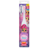 SpinBrush Shimmer and Shine Kid's Powered Toothbrush 1 ea [766878999302]