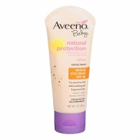 AVEENO Active Naturals Baby Natural Protection SPF 50+ Lotion 3 oz [381371150922]