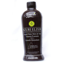 Nzuri Elixir Liquid Hair Vitamin Plus Growth Stimulants 32 oz [728028035759]