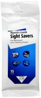 Bausch & Lomb Sight Savers Pre-Moistened Lens Cleaning Tissues 15 Each [010119815075]