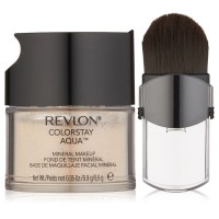 Revlon Colorstay Aqua Mineral Makeup, Light Medium/Medium [309975506501]