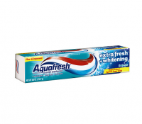 Aquafresh Extra Fresh Whitening Tube Toothpaste, 5.6 oz [053100337873]