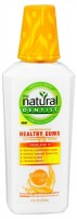 The Natural Dentist Daily Healthy Gums Antigingivitis Rinse Orange Zest 16.90 oz [714132000776]