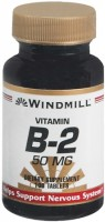 Windmill Vitamin B-2 50 mg Tablets 100 Tablets [035046001209]