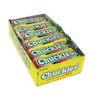 Chuckles  Assorted Bar 24ct  [041601708568]