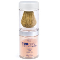 CoverGirl TruBlend Micro Minerals Foundation, Warm Beige [445] 0.35 oz [008100003747]