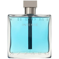 Azzaro Chrome Intense Eau De Toilette Spray for Men 3.4 oz [3351500966011]