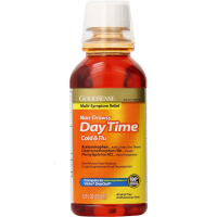 Good Sense Daytime Cold & Flu Multi-Symptom Relief Liquid 12 oz [301130656403]