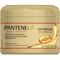 Pantene Pro-V Gold Series Curl Defining Pudding 7.6 oz [080878183661]