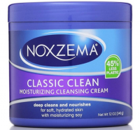 Noxzema Deep Cleansing Cream Plus Moisturizers 12 oz [087300560113]