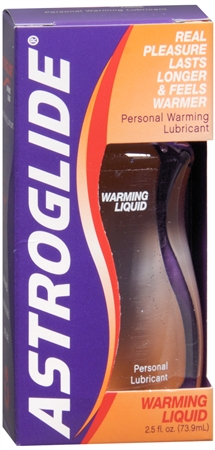 Astroglide Warming Liquid 2.50 oz [015594010342]