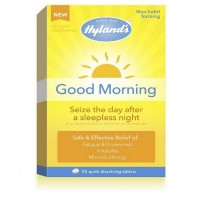 Hyland's Good Morning Quick Dissolving Tablets 50 ea [354973323612]