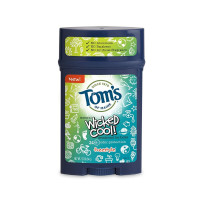 Tom's of Maine Wicked Cool! Teen Boys Natural Deodorant Freestyle, 2.25 oz [077326835609]