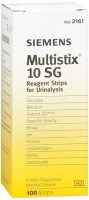 Multistix Reagent Strips 10 SG 100 Each [301932161211]
