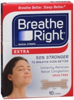 Breathe Right Nasal Strips Extra 10 Each [757145102501]