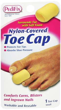 PediFix Nylon-Covered Toe Cap Small 1 Each [092437813414]