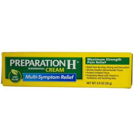 Preparation H Cream 0.90 oz [305732868103]