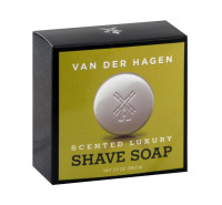 Van Der Hagen Men's Luxury Scented Soap 3.50 oz [893164000524]
