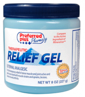 Therapeutic Relief Gel 8 oz [727510001272]
