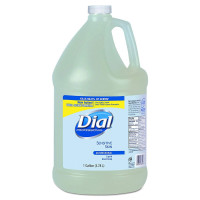 Dial 234-82838 Liquid Dial Sensitive Skin Antimicrobial Liquid Hand Soap 1 gal Jug Scented - 1 ea [023400828388]
