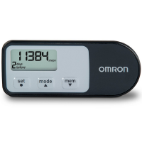 Omron Alvita Optimized Pedometer 1 ea [073796801618]