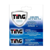 Ting Antifungal Cream 0.50 oz [363736051457]