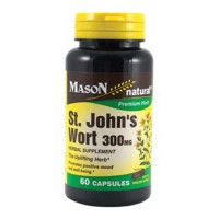Mason Natural St. Johns Wort 300 Mg Capsules 60 ea [311845125255]